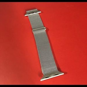 mesh watch band